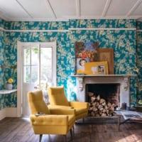 思い切って壁を模様替えしよう♡海外のノスタルジックな壁のお部屋15選!