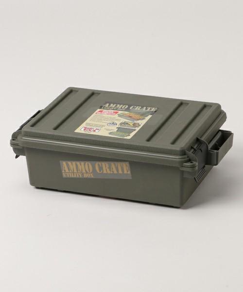 [ZOZOOUTDOOR] MILITARY/AMMO CRATE BOX