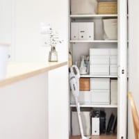 ダイニング収納実例32選☆無印・IKEA・北欧スタイルで〝カモフラ収納〟しよう!