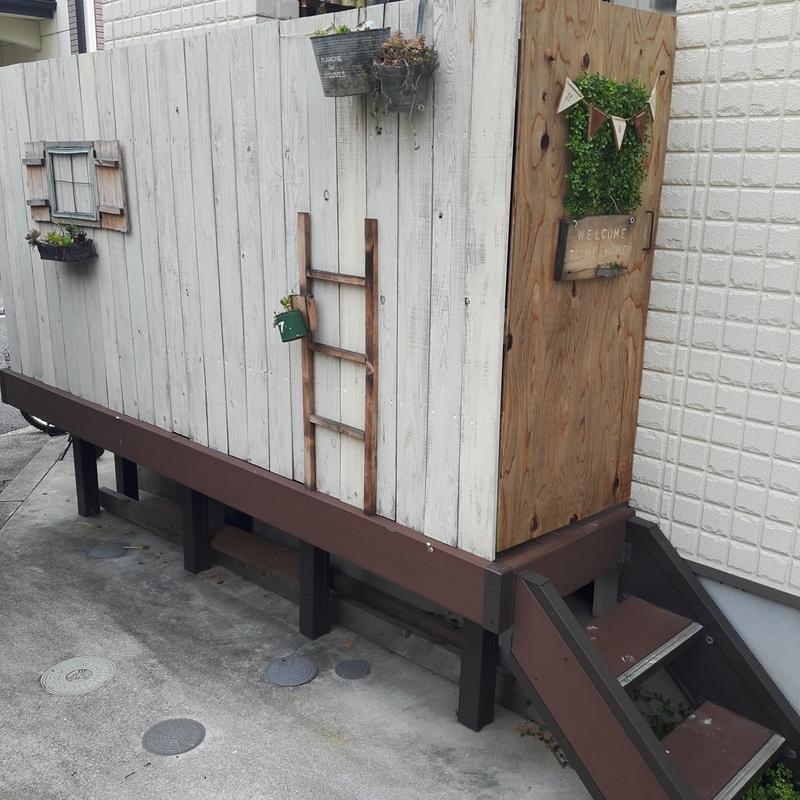 ベランダや屋外の収納のポイント31