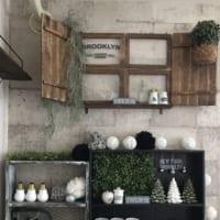 壁面をもっとおしゃれに!100均アイテムで作り上げるフェイク小窓のDIYレシピ