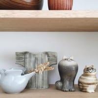 リサラーソンの磁器作品がかわいい♡北欧インテリアのお部屋に馴染む雑貨たち