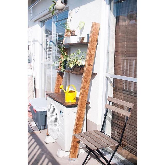簡単DIYで手軽に屋外収納スペース4