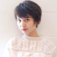 かわいいショートヘアカタログ集☆男性にも人気抜群のヘアスタイル!