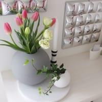チューリップが部屋やお庭にある暮らし♡春を彩るかわいらしい花を楽しもう