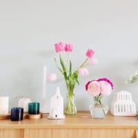 春のお花を飾りたい♡お部屋にチューリップを飾ってインテリアを楽しもう