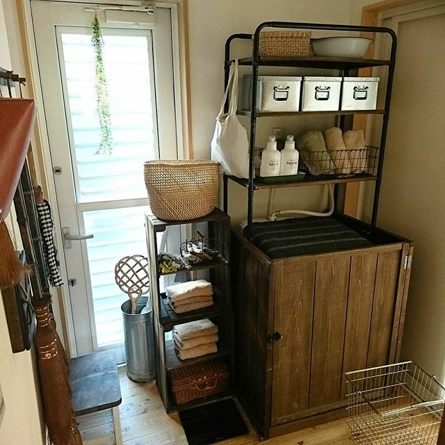 無印良品おすすめ収納アイテム⑨ トタンボックス実例4