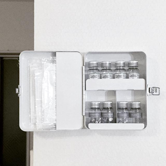 お薬・衛生用品収納6