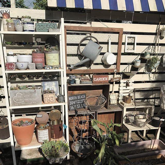 簡単DIYで手軽に屋外収納スペース3
