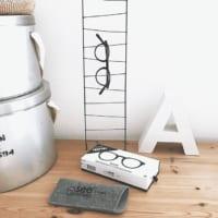眼鏡やサングラスのおすすめの収納法!手に取りやすく便利なアイデアをご紹介