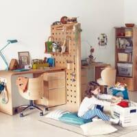 新生活の前に模様替えしたい!おしゃれで便利な子ども部屋&キッズコーナー