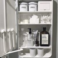 スッキリおしゃれな収納が目標!洗面スペースの収納アイデア15選☆