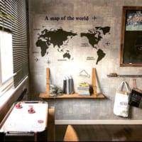 世界地図でお部屋を素敵に♡子供部屋やリビングのおしゃれなインテリア実例集