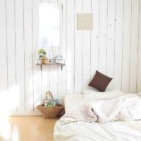 寝室はゆったり落ち着ける空間にしたい!リラックスできるインテリア実例