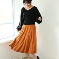 オフィスライクからフェミニンまで♪オン・オフで穿けるスカート10選!