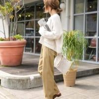 ベイカーパンツコーデ50選☆2018年パンツを買い足すならコレ!