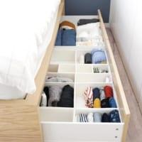 【IKEA】アイテムを活用した収納術!きれいに整理整頓された空間を作ろう