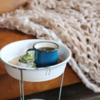 【連載】ガーデングッズで作るアンティーク風サイドテーブル