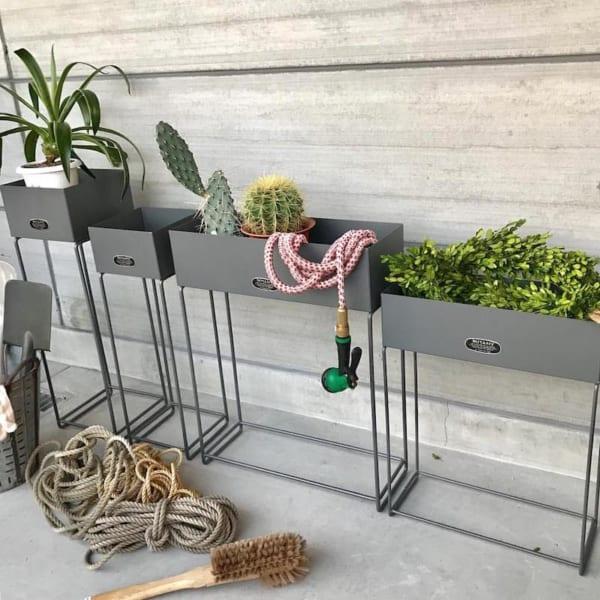 屋外収納に使えるアイテム