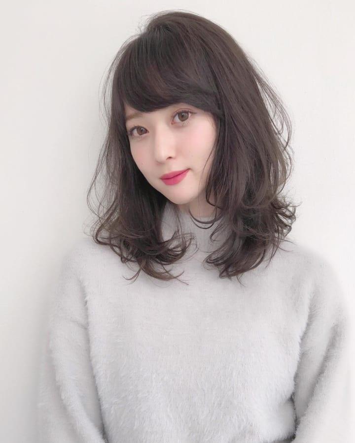 ミディアムパーマアレンジ特集☆81