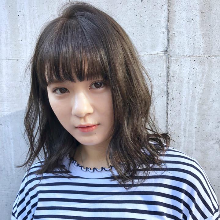 ミディアムパーマアレンジ特集☆83
