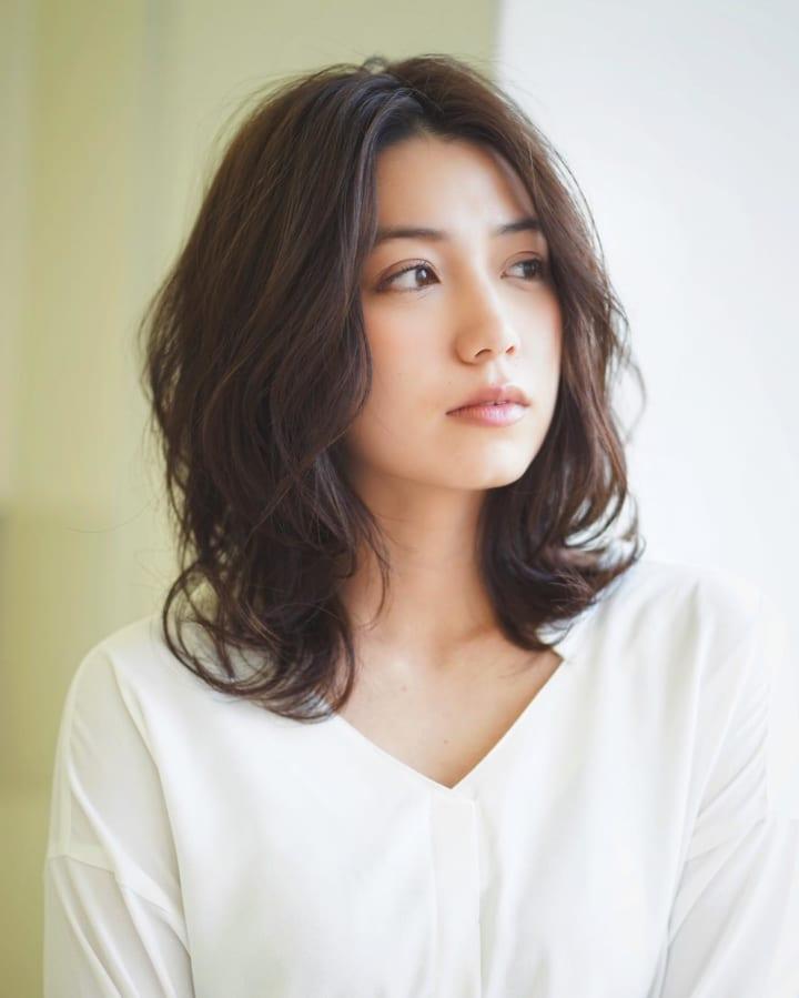ミディアムパーマアレンジ特集☆54