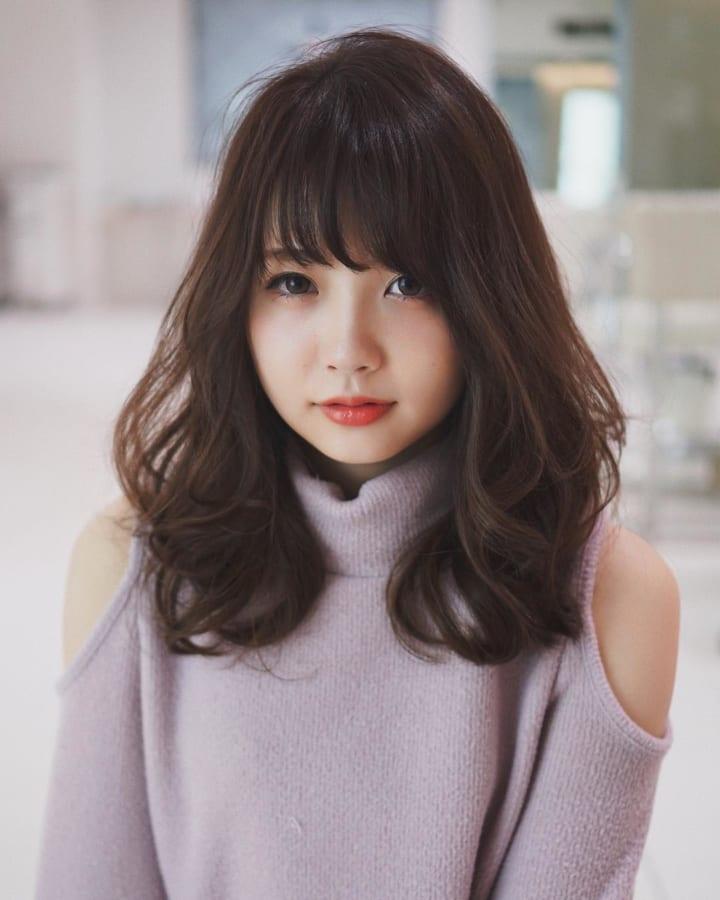 ミディアムパーマアレンジ特集☆41