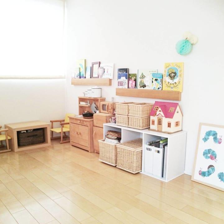 おもちゃ収納 収納4