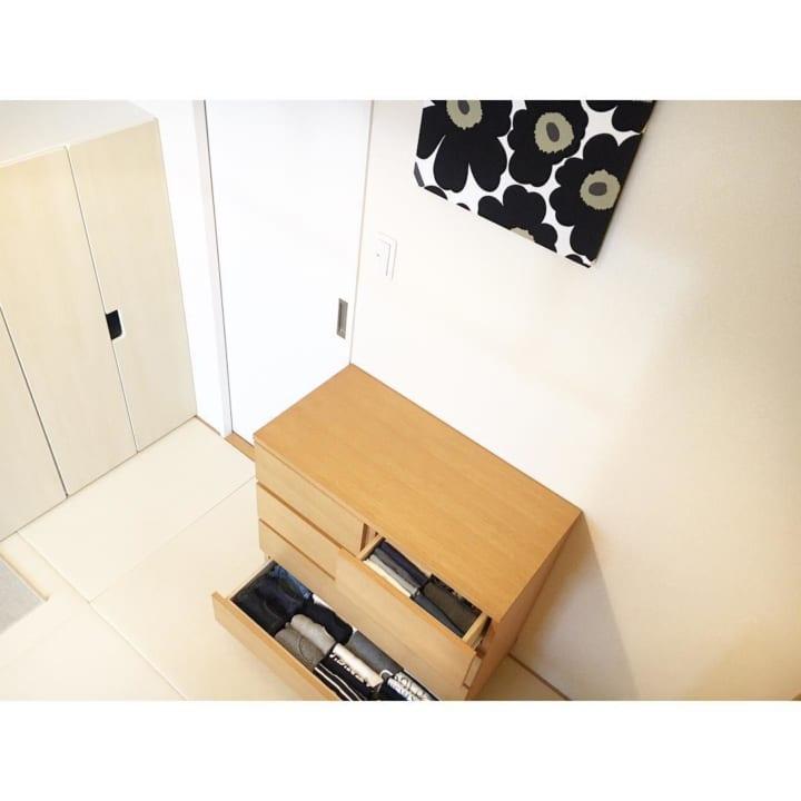 「衣類収納」に役立つアイテム&収納術!39