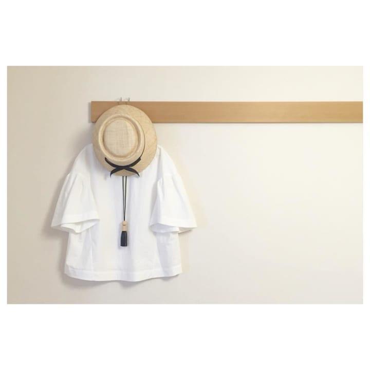 「衣類収納」に役立つアイテム&収納術!34