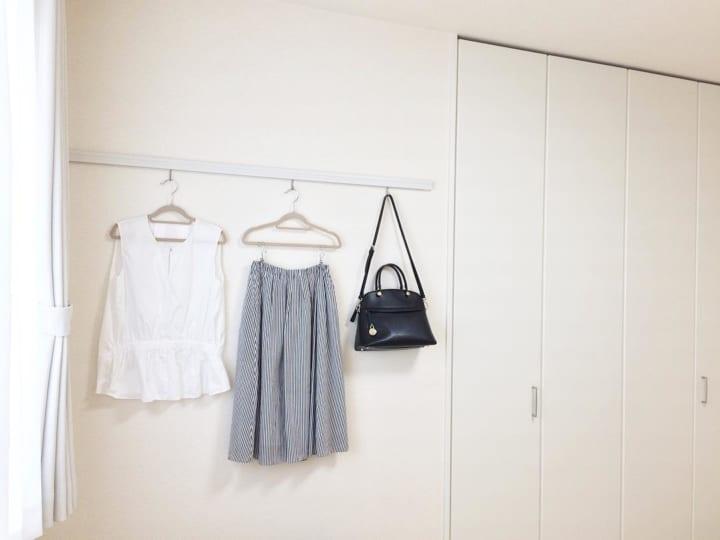 「衣類収納」に役立つアイテム&収納術!32