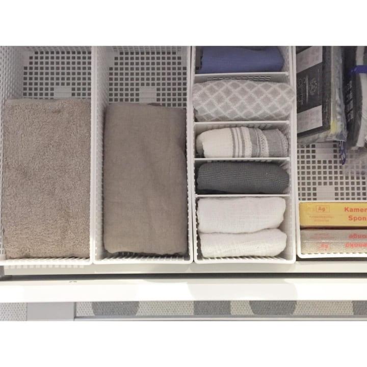 「衣類収納」に役立つアイテム&収納術!10