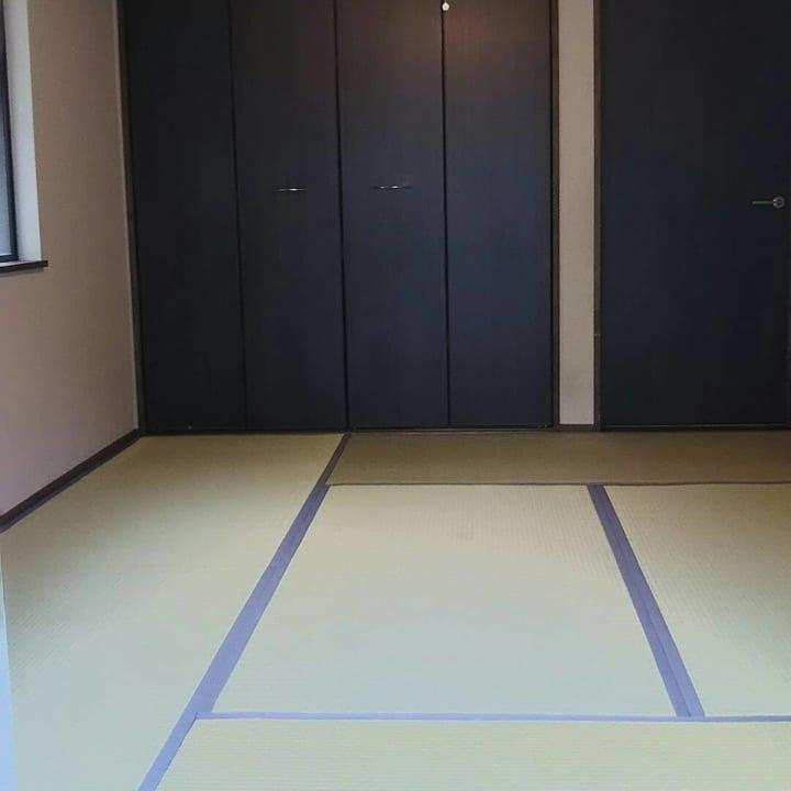 普通の和室がインダストリアルな男前部屋に!