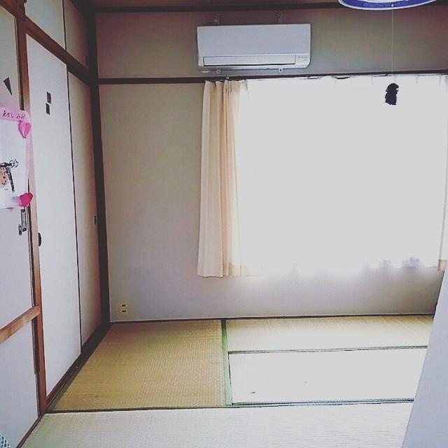 団地の和室がカッコいい洋室の子供部屋に!