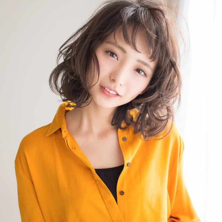 ミディアムパーマアレンジ特集☆80