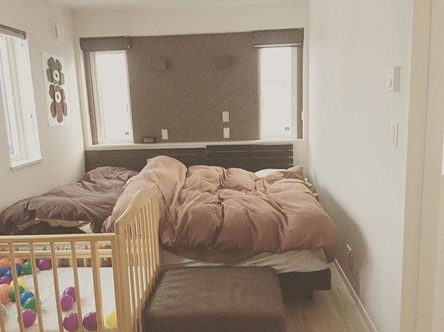 狭い寝室を少しでも広く!素敵な寝室を作るコツ! | folk