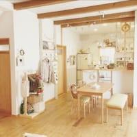 迷いがちな家具と床の色の組合せ。見え方の参考イメージを実例とともにご紹介します☆