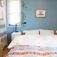 狭い寝室を少しでも広く!素敵な寝室を作るコツ!