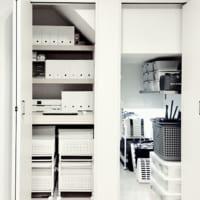 納戸収納の達人ワザ♪納戸スペースを有効に活用している実例49選