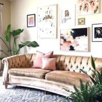 春らしくお部屋を変えてみたい♡ピンクのインテリアでリラックスできる空間