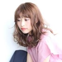 春オススメヘアスタイル「揺れ髪」はひし形レイヤースタイルでモテ髪♪
