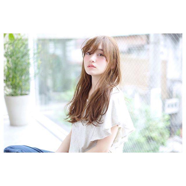 髪型別おすすめパーマスタイル④ロング4