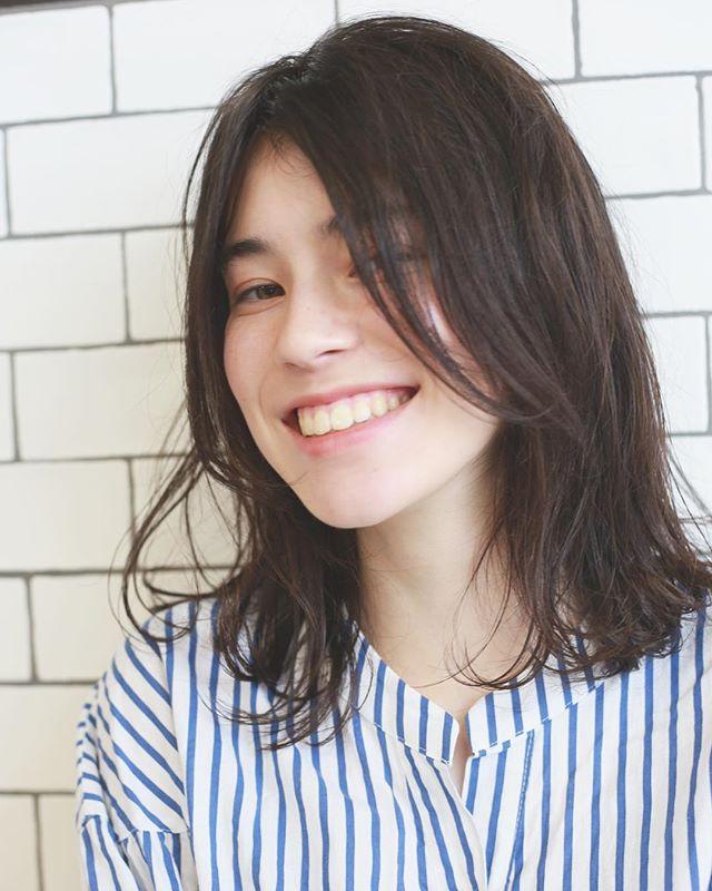 髪型に合わせた種類別パーマ⑤外国人風パーマ7