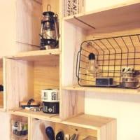 ワインボックスを使っておしゃれなインテリアに♡真似したいお部屋の実例集!