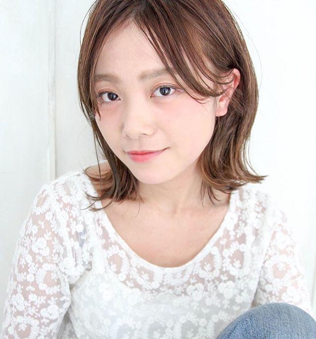 髪型別おすすめパーマスタイル②ボブ5