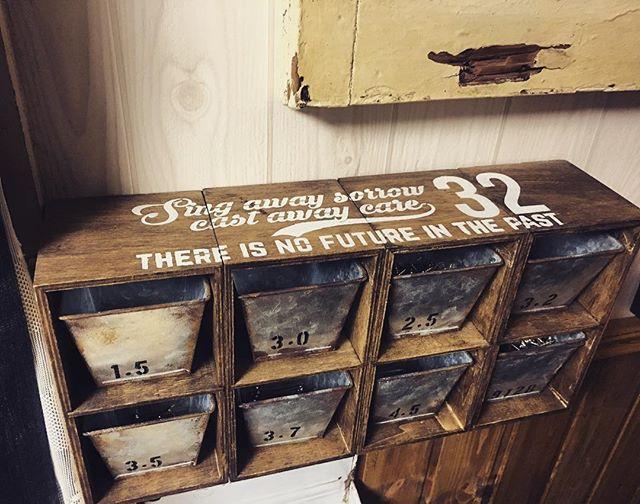 ダイソー木箱2