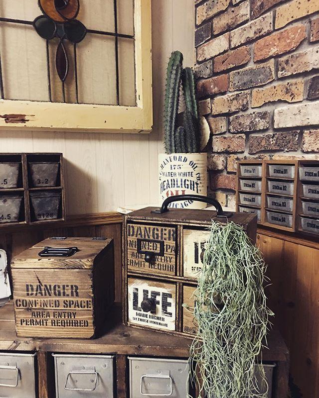 ダイソー木箱3
