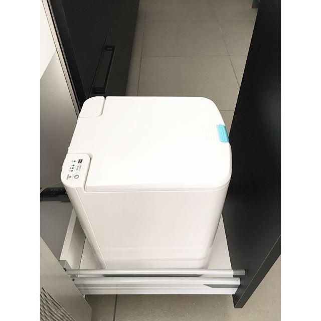 ゴミ箱収納スペース実例集36