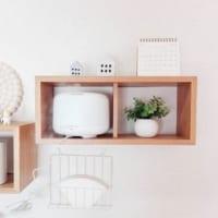 好きな場所に棚が作れる!【無印良品】壁に付けられる家具を使ったディスプレイまとめ