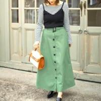 今春マストの《トレンチスカート》!様々なブランドのトレンチスカートをチェック☆